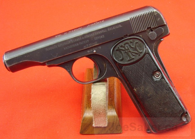 Dating a s&w revolver by serial number
