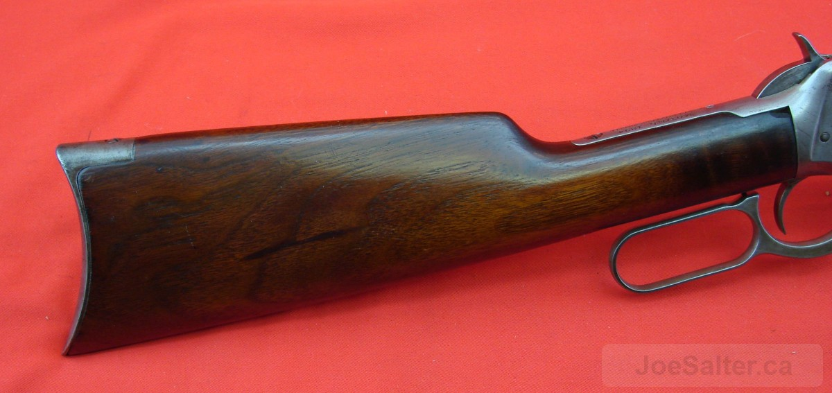 Winchester 1894 With Special Order Magazine