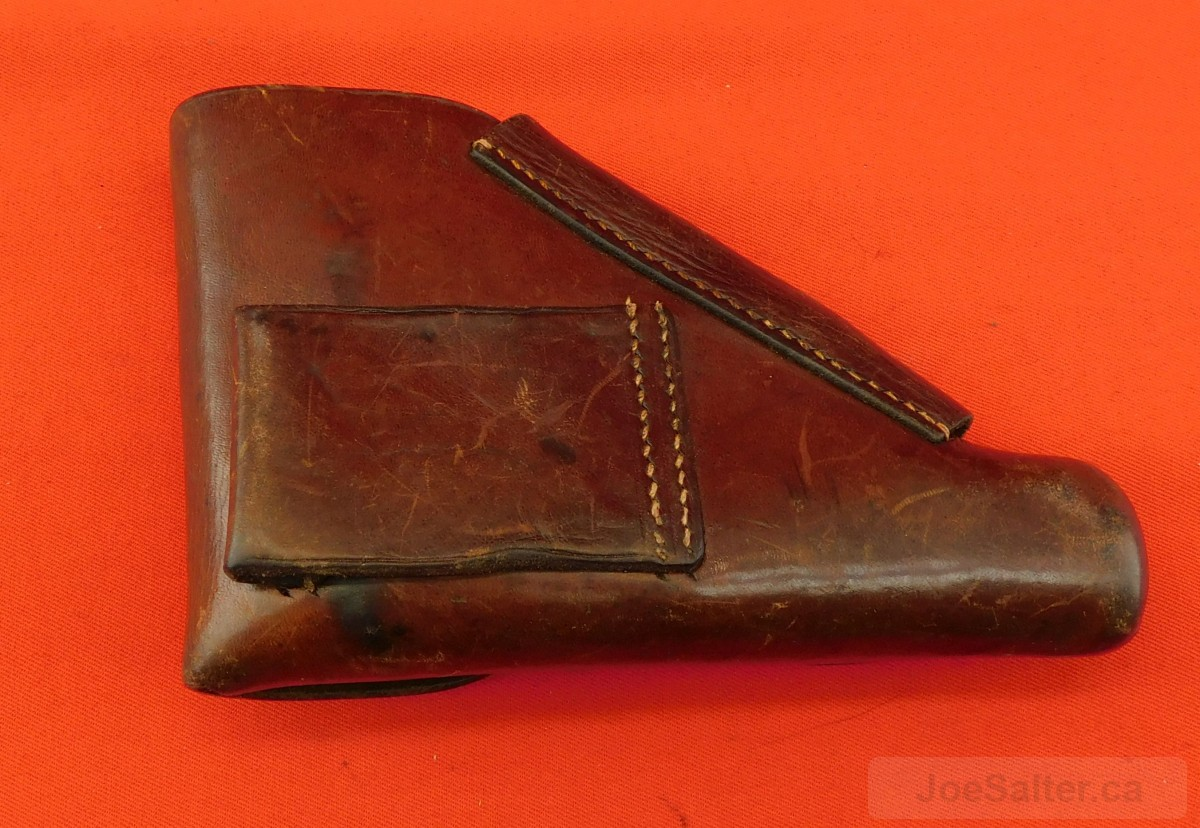 How To Remove Ink From Leather >> German Walther PPK WWII Holster 7.65mm
