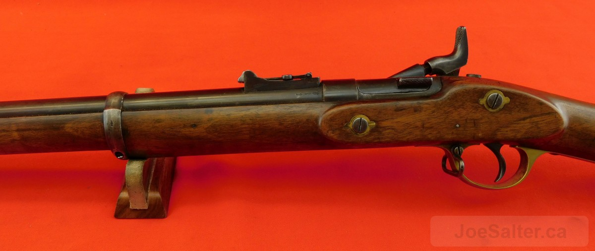 Snider Enfield MKII ** Canadian Issue
