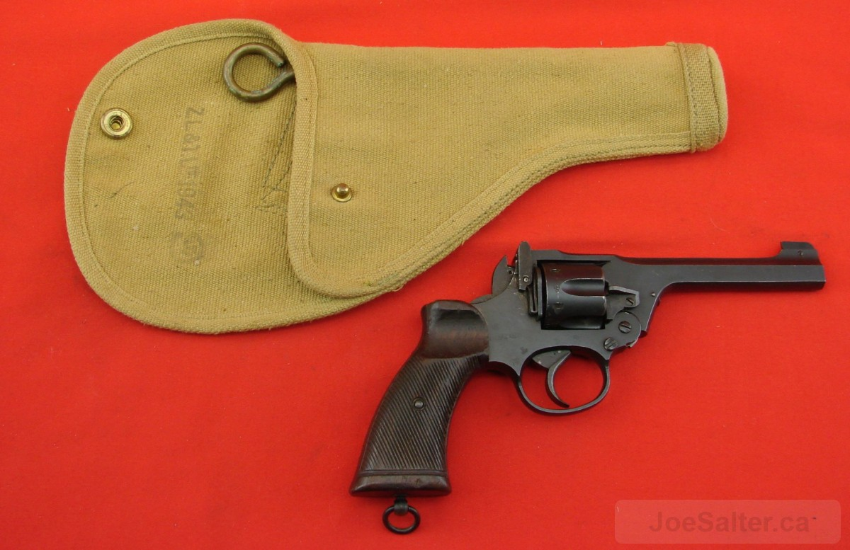 Enfield Revolver No 2 MK 1** With Holster