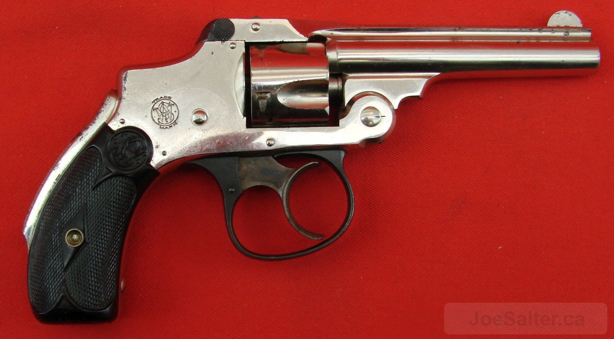 Smith & Wesson Safety Hammerless 2nd Model