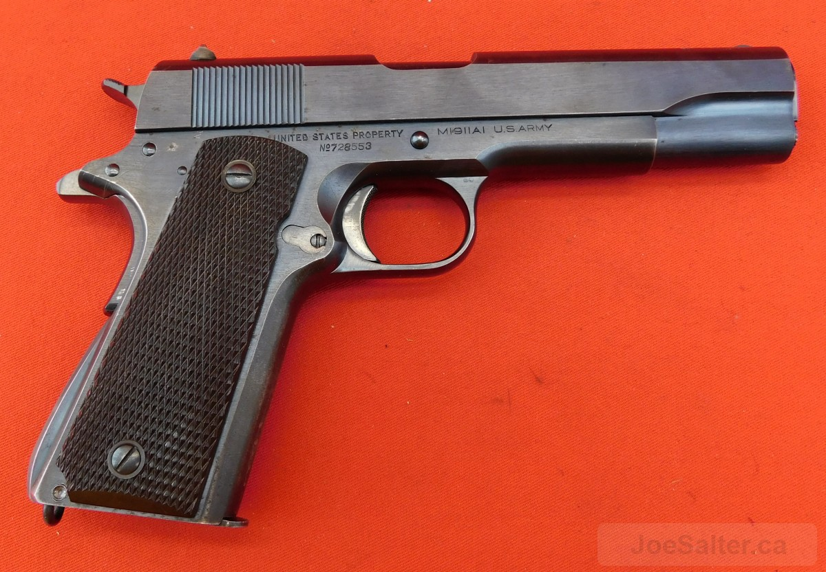 Colt 1911 A1 1941 Contract