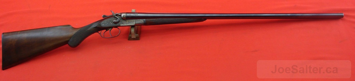 Bayard Belgium 20 Gauge Shotgun in Excellent Condition