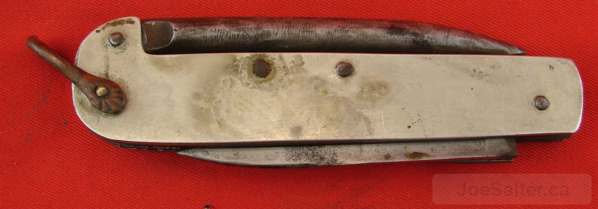 Early Ww1 Canadian Military Knife