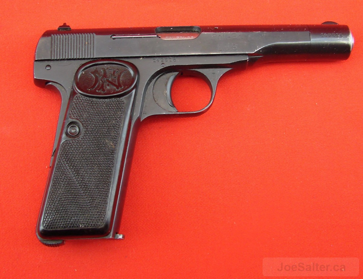 Browning Model 1922 Post War Police