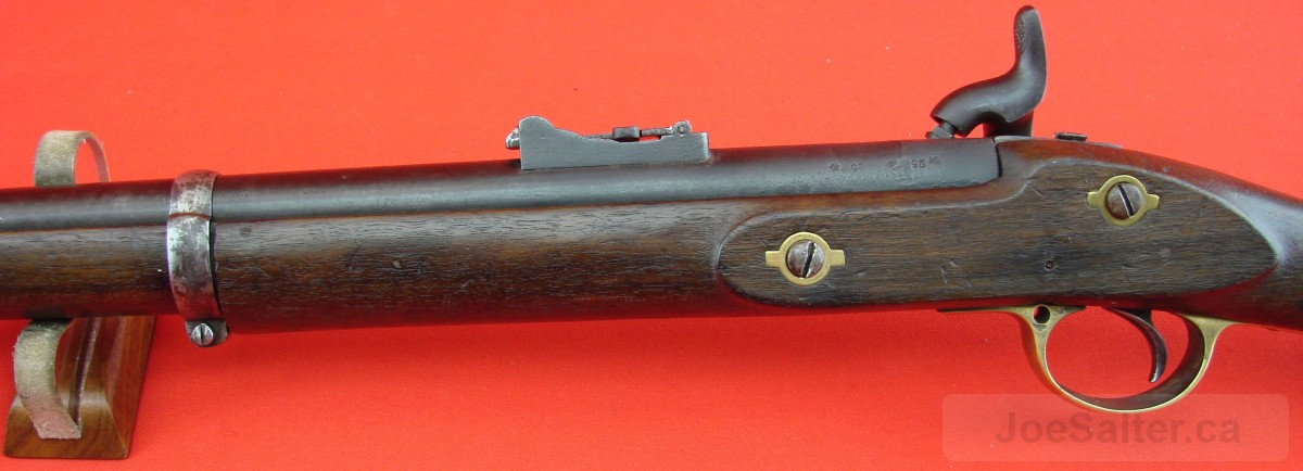 Confederate Pattern 1853 Enfield Rifled Musket