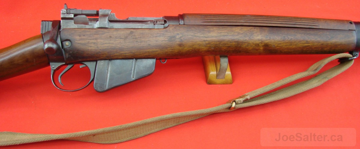 Long Branch 1942 Dated No 4 MK 1 303 British