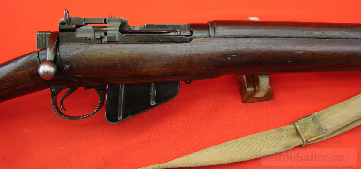 Pakistan Ordnance Factory Enfield No 4 MK 2 Rifle